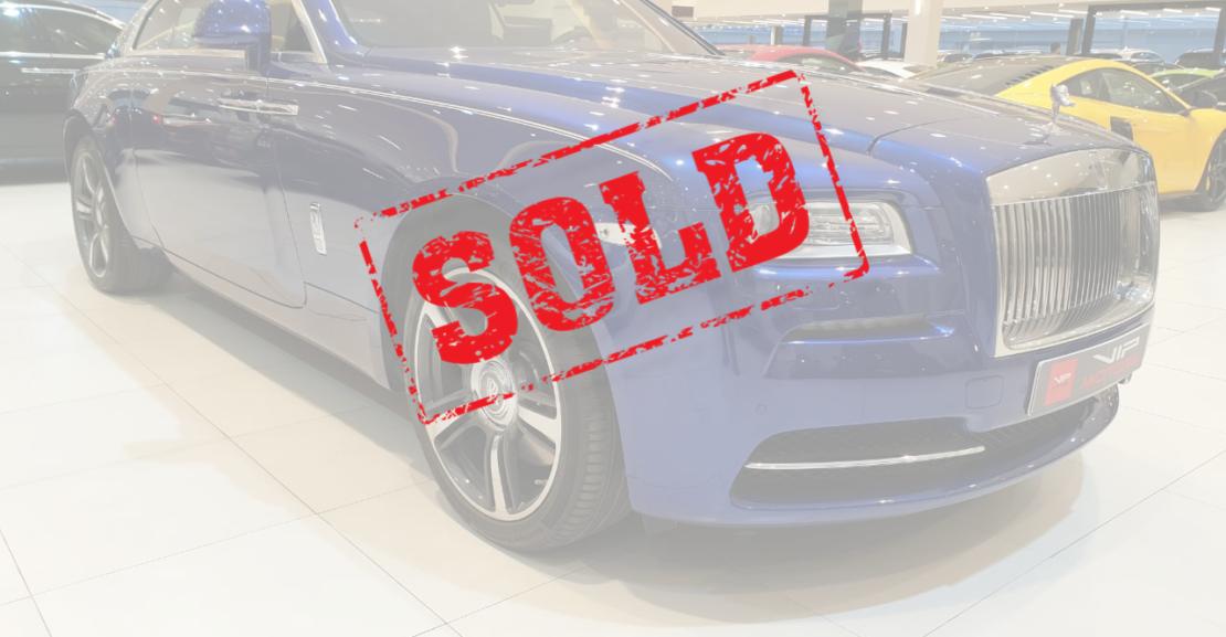 Rolls-Royce-Wraith-Blue-Sold