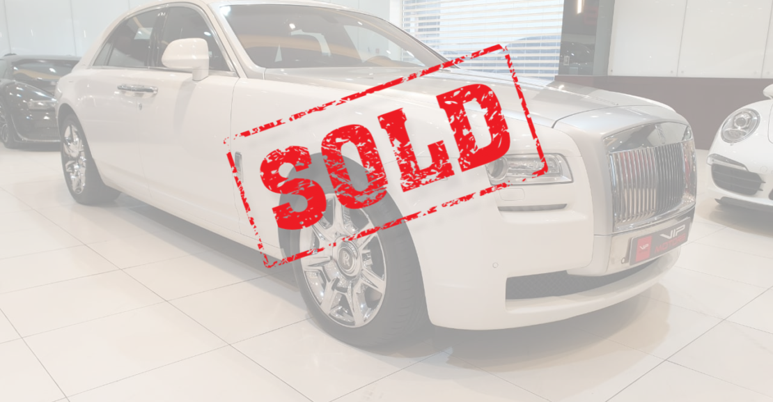 Rolls-Royce-Ghost-White-Sold