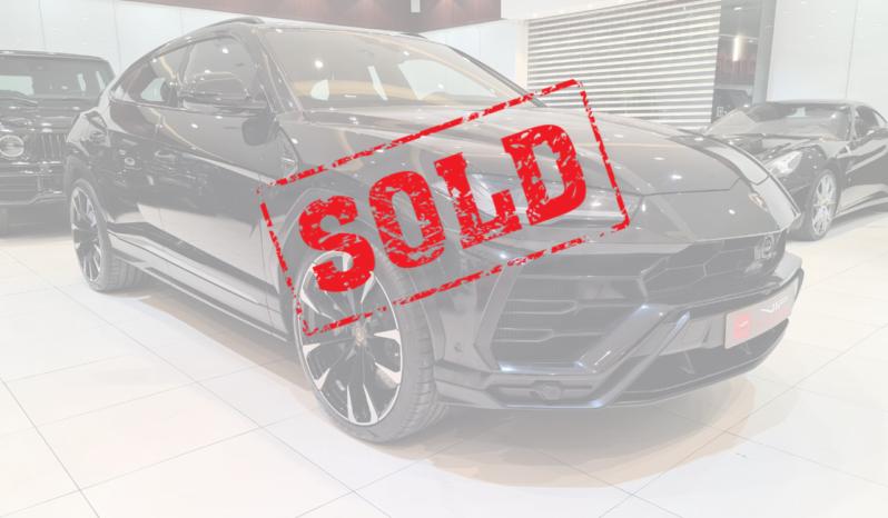 Lamborghini-Urus-Sold