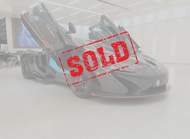 Mclaren P1 Sold - Vip Motors