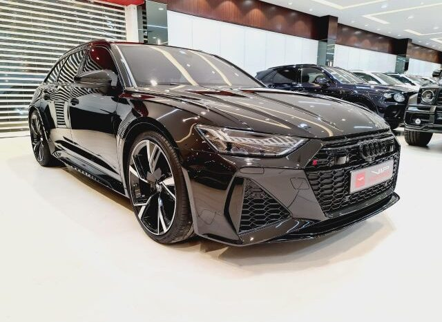 Audi RS6 For Sale in Dubai - Vip Motors