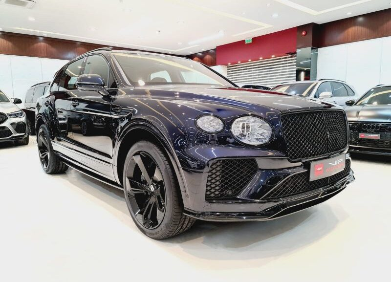 Bentley Bentayga For Sale in Dubai - Vip Motors