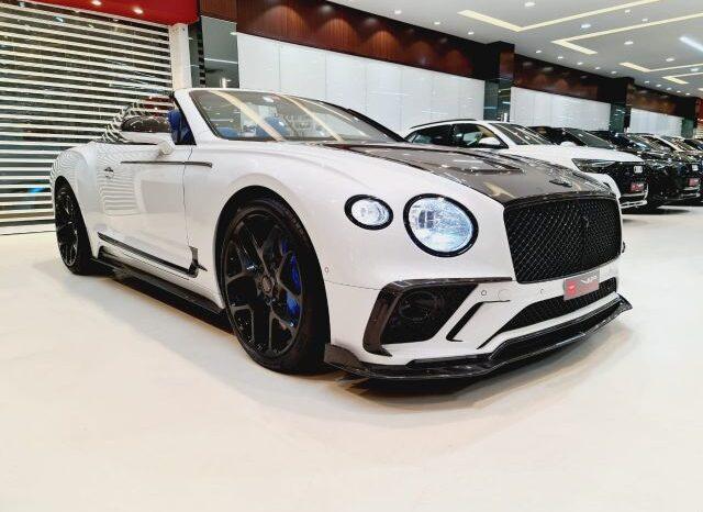 Bentley Continental GTC For Sale in Dubai - Vip Motors