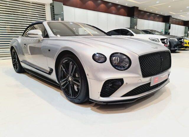 Bentley Continental GTC in Dubai at Vip Motors
