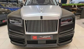 1 OF 1 ROLLS ROYCE CULLINAN MANSORY BILLIONAIRE 2019 full