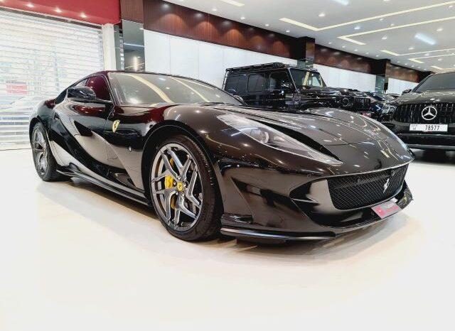 Ferrari 812 Superfast For Sale in Dubai - Vip Motors