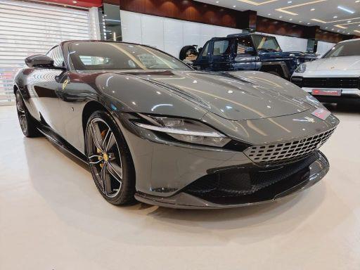 Ferrari Roma For Sale in Dubai Vip Motors.