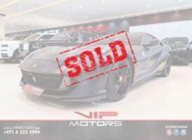 Ferrari in Dubai at Vip Motors (1)
