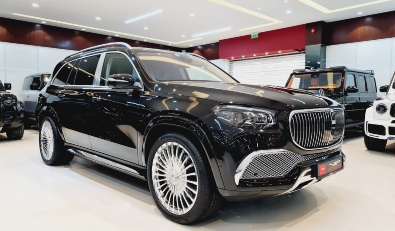 MERCEDES GLS600 MAYBACH 2021 FULLY LOADED