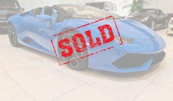 Lamborghini Huracan in Dubai at Vip Motors