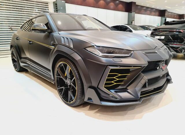 Lamborghini Urus in Dubai at Vip Motors.