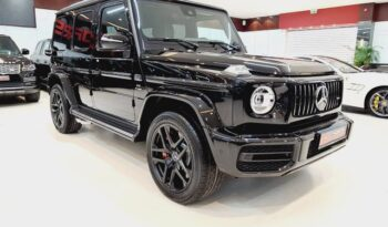Mercedes G63 AMG Black 2021 for sale in Dubai at VIP Motors