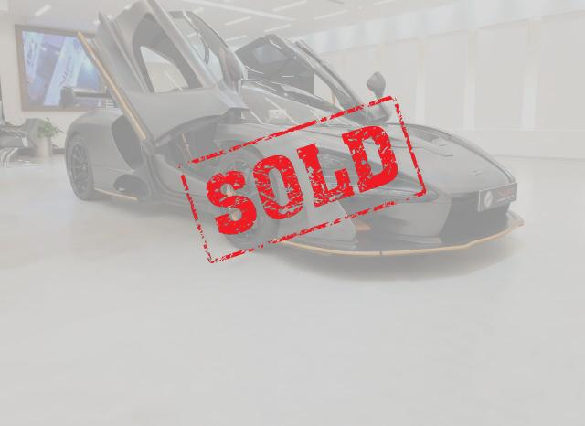 Mclaren Senna Sold