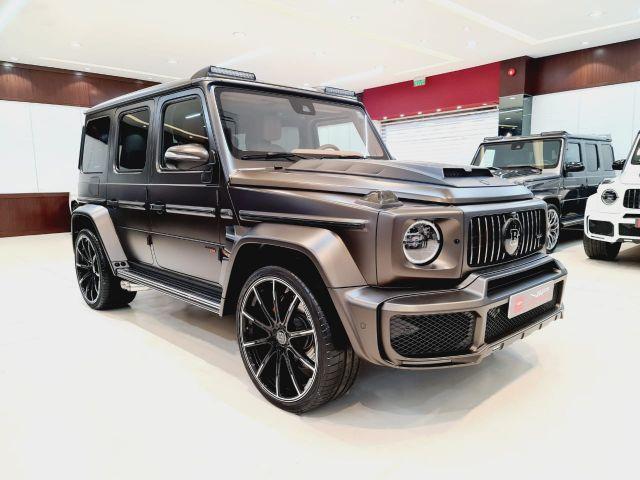 Mercedes G800 Brabus For Sale in Dubai - Vip Motors