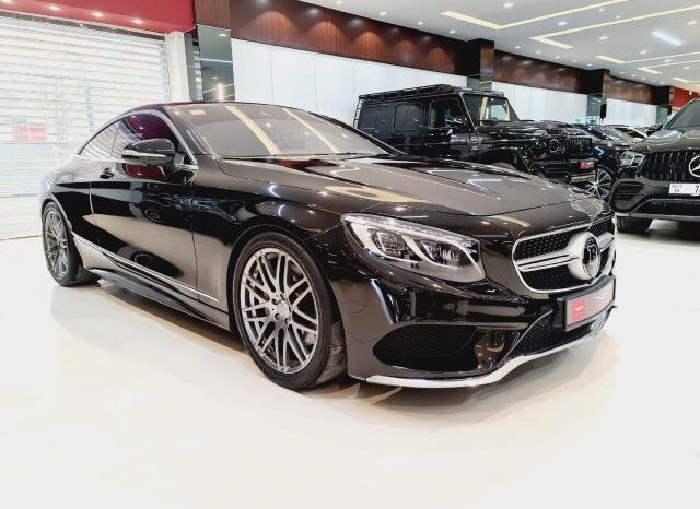 Mercedes S500 For Sale in Dubai - Vip Motors