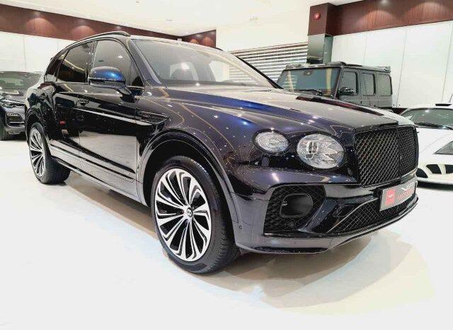 New Bentley Bentayga in Dubai at Vip Motors