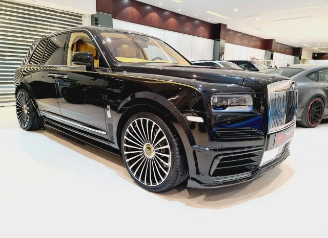 New Rolls Royce Cullinan 2021 in Dubai at Vip Motors.