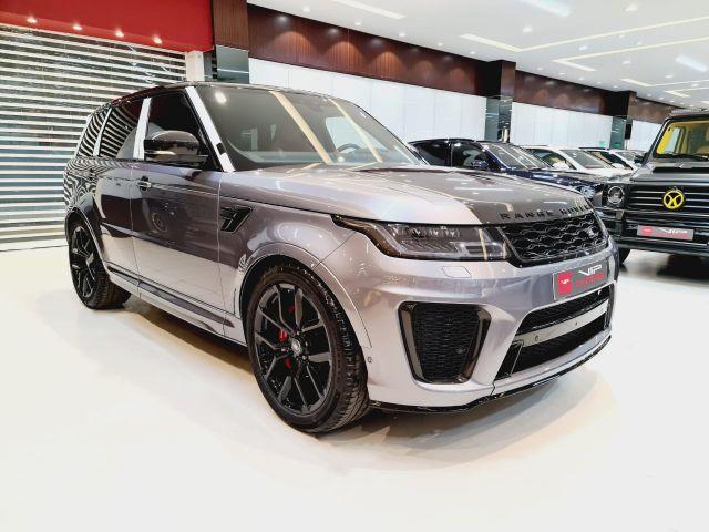 ANGE ROVER SPORT SVR, 2021 FULLY LOADED FULL CARBON for Sale in Dubai at VIP Motors