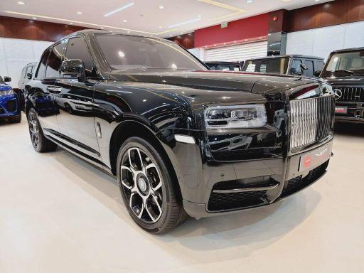 Rolls Royce Cullinan For Sale in Dubai - Vip Motors.