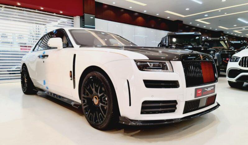 Rolls Royce Ghost Mansory For Sale in Dubai - Vip Motors