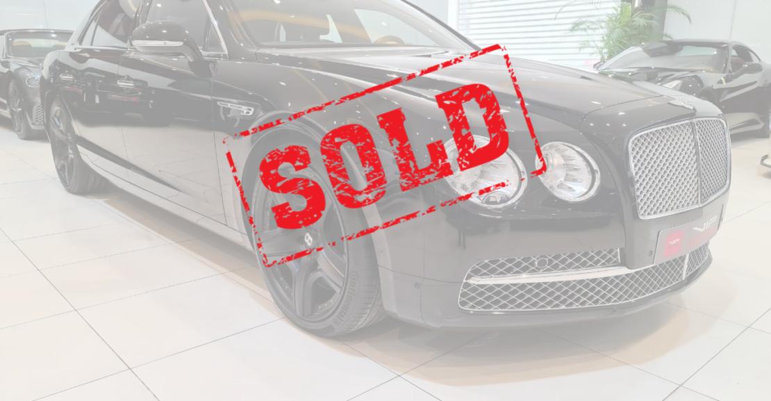 Bentley-Black-Sold