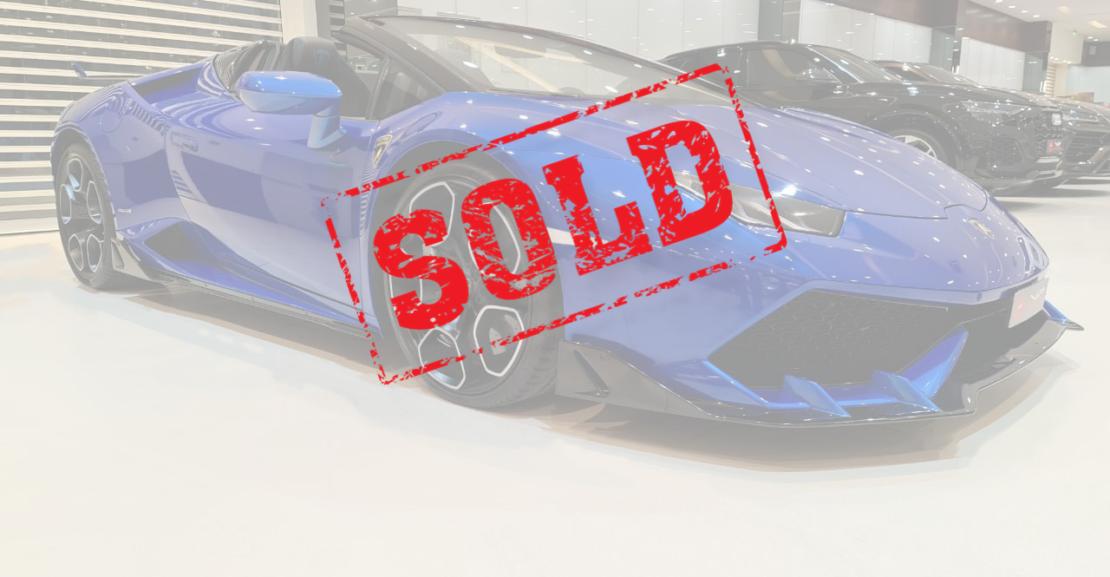 Lamborghini-Huracan-Blue-Sold