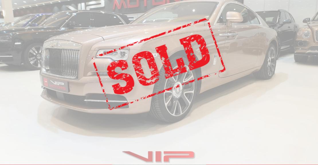 Rolls-Royce-Sold