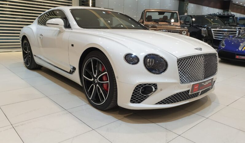 BENTLEY CONTINENTAL GT FIRST EDITION, 2019 full