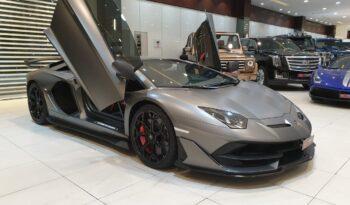 Lamborghini-Aventador-Grey-2019-Front-Side-View-Vip-Motors