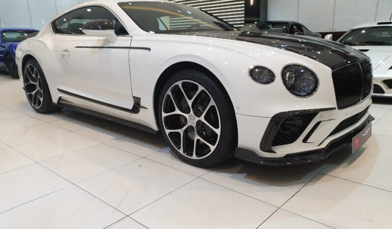 MANSORY BENTLEY CONTINENTAL GT, 2019 full