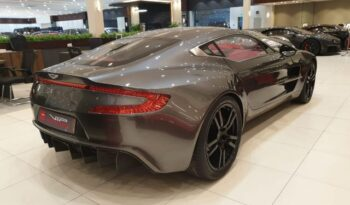 ASTON MARTIN ONE-77 BY Q 2011 full