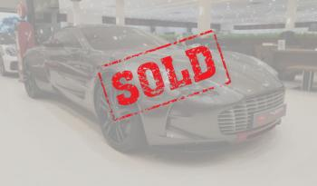 Aston Martin One-77 For Sold - Vip Motors