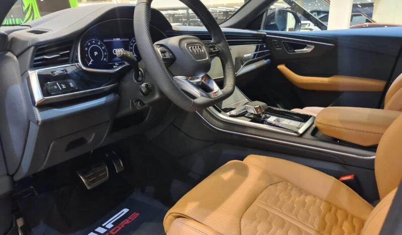 AUDI RS Q8, 2020 full