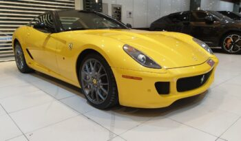 Ferrari-599GTB-Yellow-2011-Front-Side-View-Vip-Motors