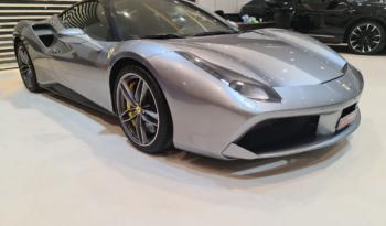 Ferrari-488-GTB-Grey-2016-Front-Side-View-Vip-Motors