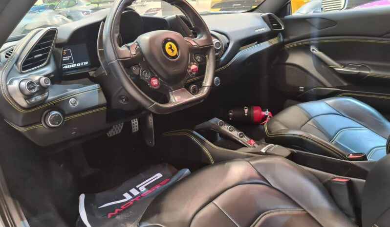 FERRARI 488 GTB, 2016 full