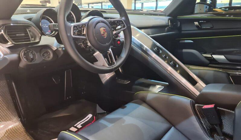 PORSCHE 918 SPYDER, 2015 full