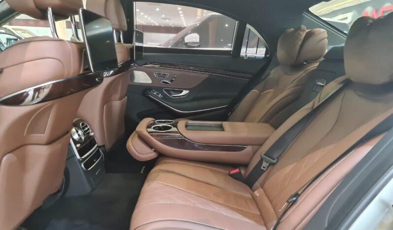 MERCEDES S560 AMG, 2018 full