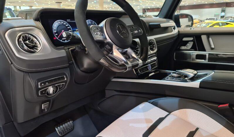 MERCEDES G63 AMG, 2020 full