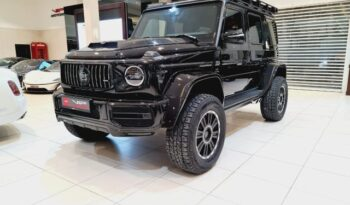 FIRST IN UAE, MERCEDES G700 BRABUS 4X4, 2020 full