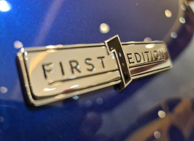 BENTLEY BENTAYGA FIRST EDITION, 2021, NEW SHAPE full