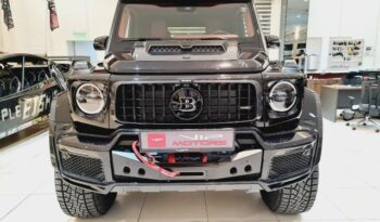 MERCEDES G63 ADVENTURE FULL BRABUS FIRST EDITION, 2021 full