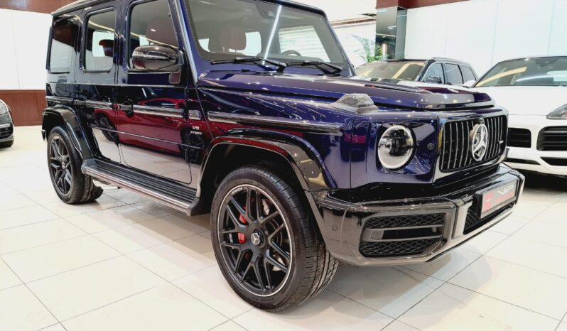 Mercedes G63 for sale in Dubai