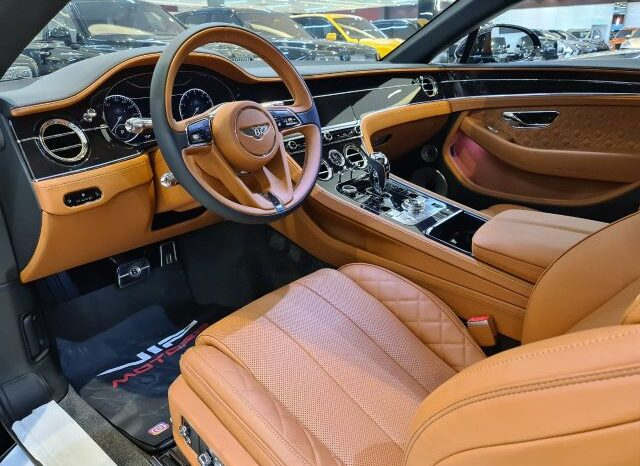 BENTLEY GT W12, 2020 full