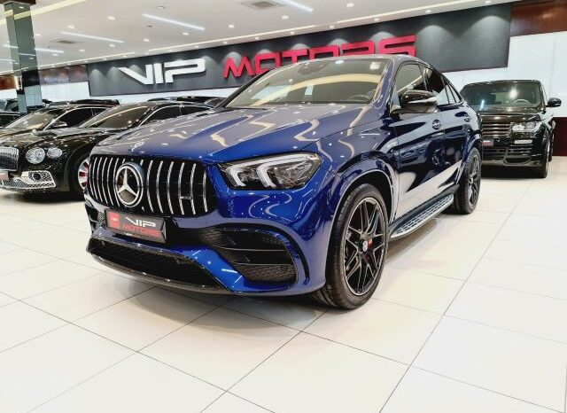 MERCEDES GLE 63s AMG COUPE, 2021 full