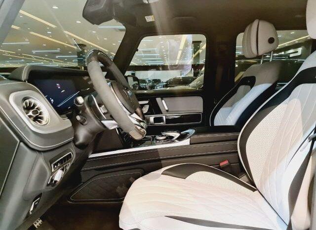 MERCEDES G63 AMG, 2021 full