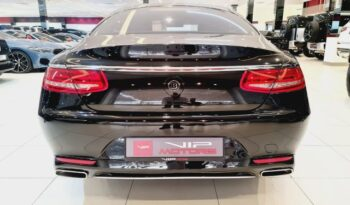 MERCEDES S500 AMG COUPE, 2015 full