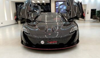 MCLAREN P1 CARBON SERIES ONE OF FIVE, 2012 full
