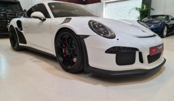 Porsche-Carrera-White-2016-Front-Side-View-Vip-Motors