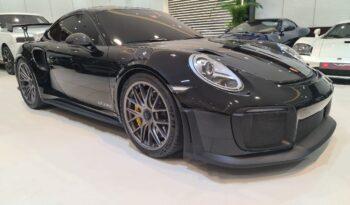 Porsche-Carrera-GT2RS-Black-Front-Side-View-Vip-Motors
